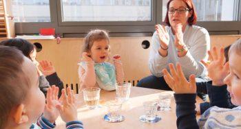 Tageseinrichtungen für Kinder in Frankfurt-alt