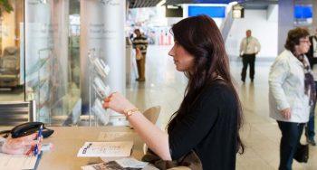 Sozialdienst Flughafen