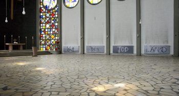 """Ausstellung Urs Breitenstein: """"Die Temperatur der Wörter"""""""