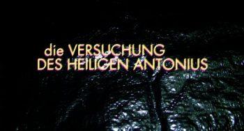 """Ausstellung """"Die Versuchung des Heiligen Antonius"""""""