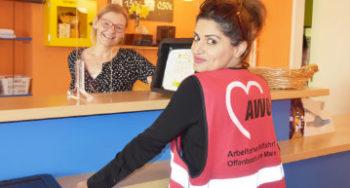 AWO Offenbach unterstützt Menschen aus der Teestube