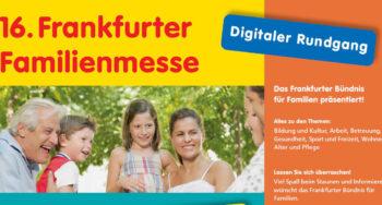 Frankfurter Familienmesse Online!